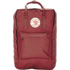 """Fjällräven Kånken Laptop 17"""" Backpack ox red"""